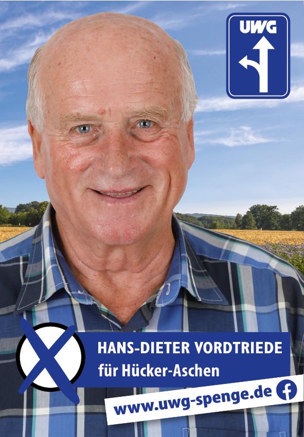 Hans-Dieter Vordtriede