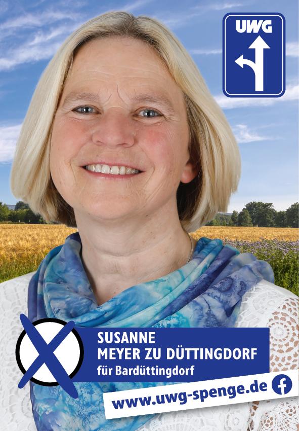 Susanne Meyer zu Düttingdorf