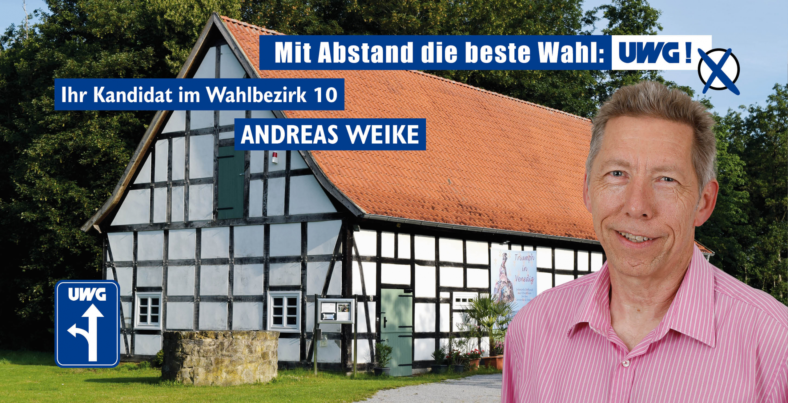 Kandidatenvorstellung Andreas Weike