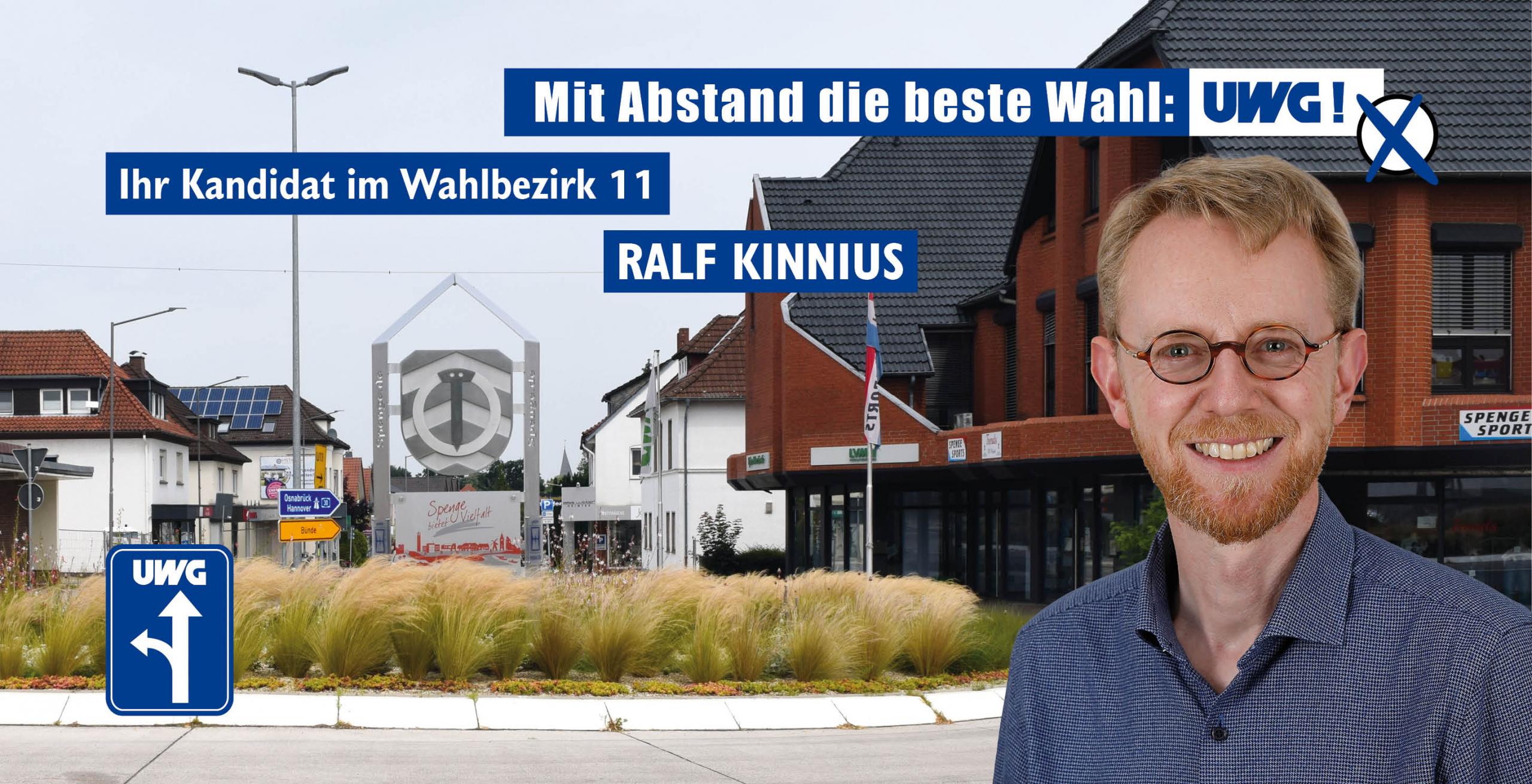 Kandidatenvorstellung Ralf Kinnius