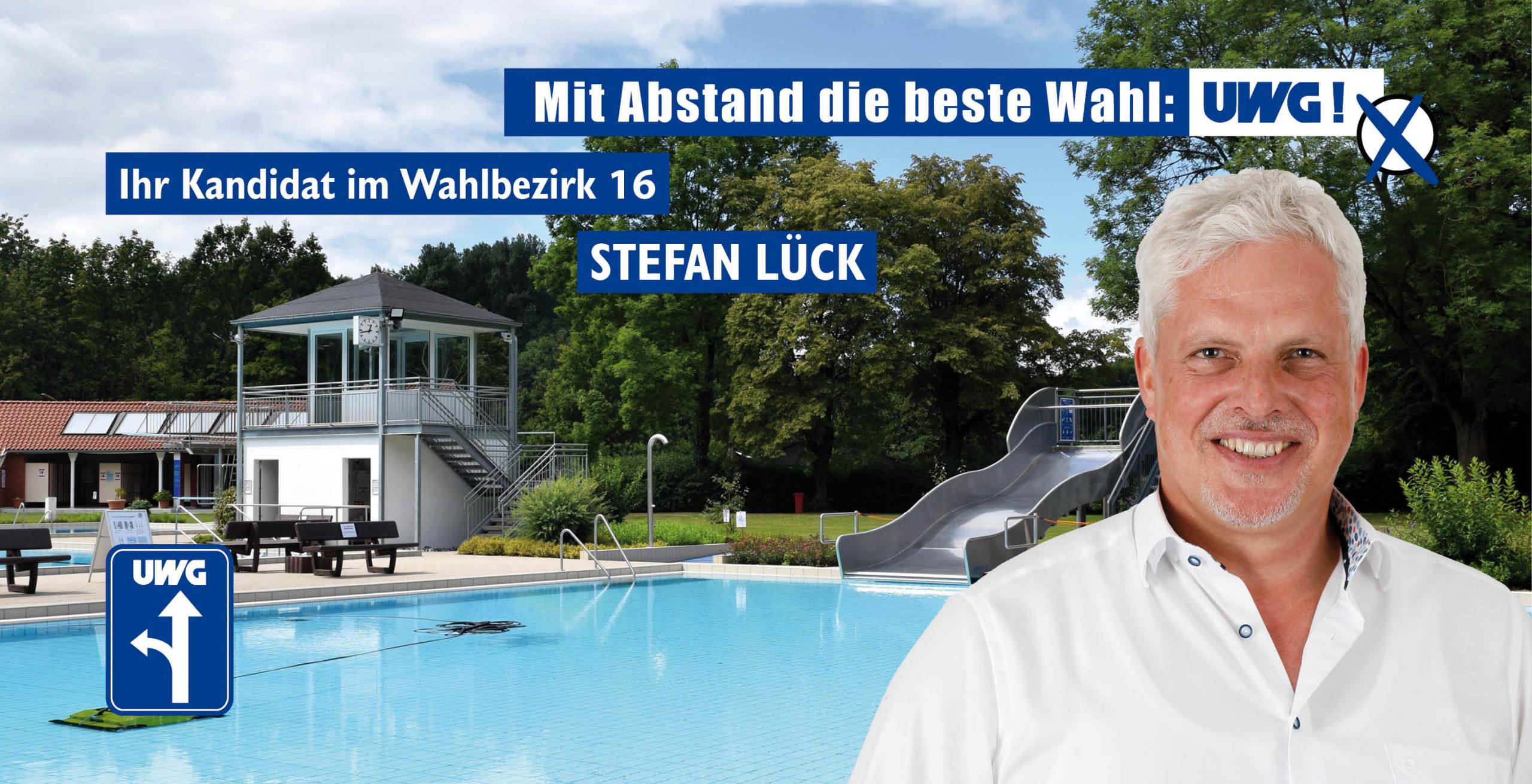 Kandidatenvorstellung Stefan Lück