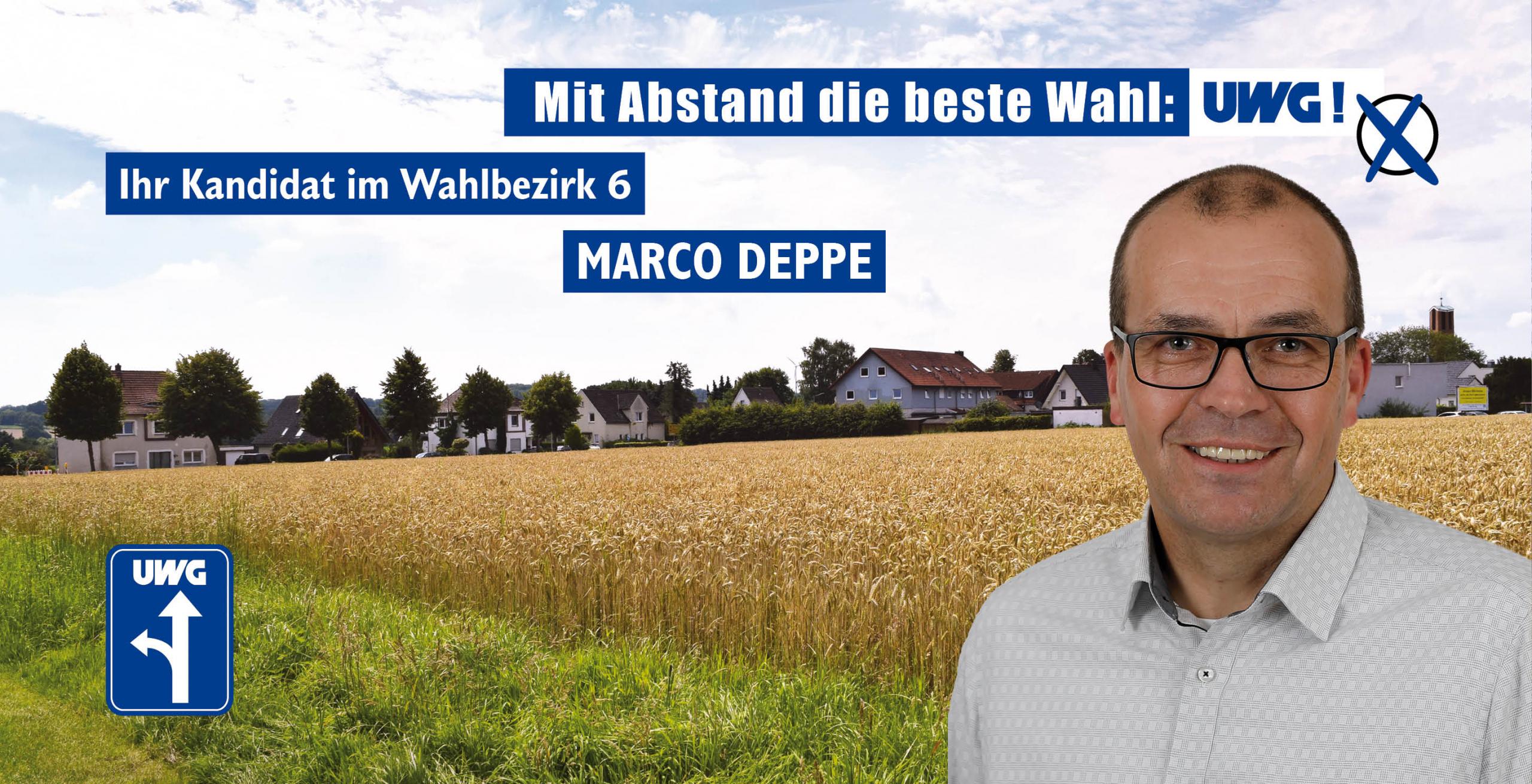 Kandidatenvorstellung Marco Deppe